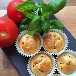 tomatobasilmuffins
